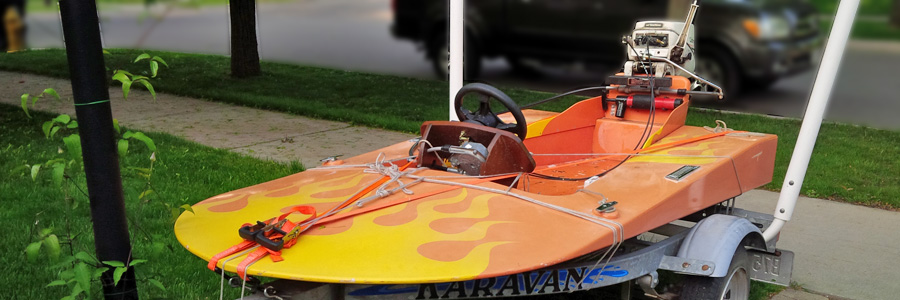 "The ""Fireflea""  Makes A Huge Splash At It's Inaugural Launch - CLICK HERE FOR MORE PICTURES!"