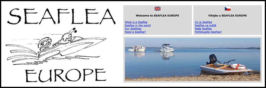 THE SEAFLEA WORLD JUST GOT A BIT BIGGER - CHECK OUT OUR INTERNATIONAL SISTER SITE!