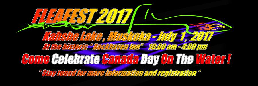 Fleafest Is Coming To The  Best Seaflea Lake In Muskoka