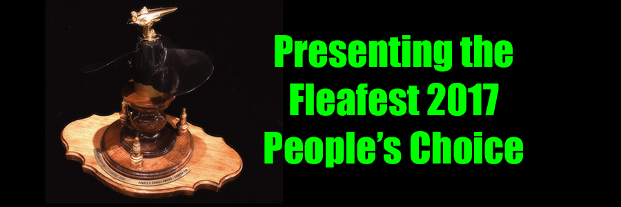 The Fleafest Canada 150 People's Choice Award!    Who Will Take It Home This Year?  CLICK HERE TO SEE MORE!