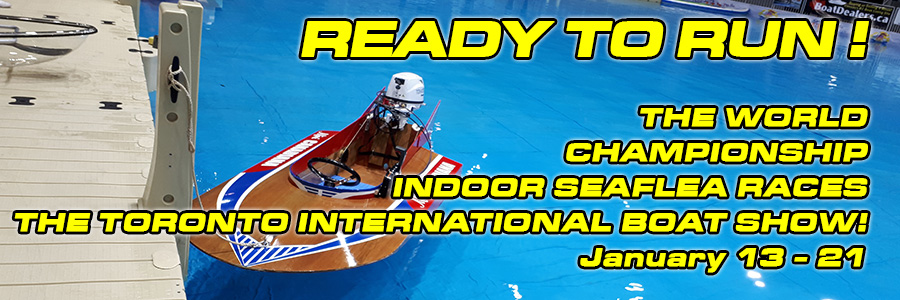 THE INDOOR LAKE TESTING HAS BEGUN!    CLICK HERE TO SEE VIDEO!