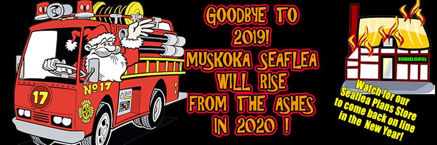 Despite Some Major Setbacks, Muskoka Seaflea Will Fly Over The Waves Once Again!