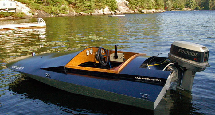 """Muskoka Seaflea Archives: Archives 2012 » Andrew Taylor - """"Merlin The Mini Most XL"""" » Andrew ..."""