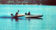 Steve Lea - Lake St. George - Severn,  Ontario - 1958