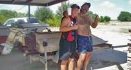 Brian Watson - Lake Graham, Texas - 2006