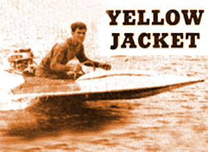 yellow jacket graphic